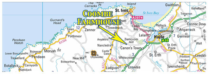 Coombe Farmhouse